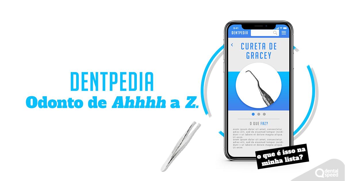 Seus problemas acabaram! Chegou o Dentpedia pra te ajudar na pesquisa!
