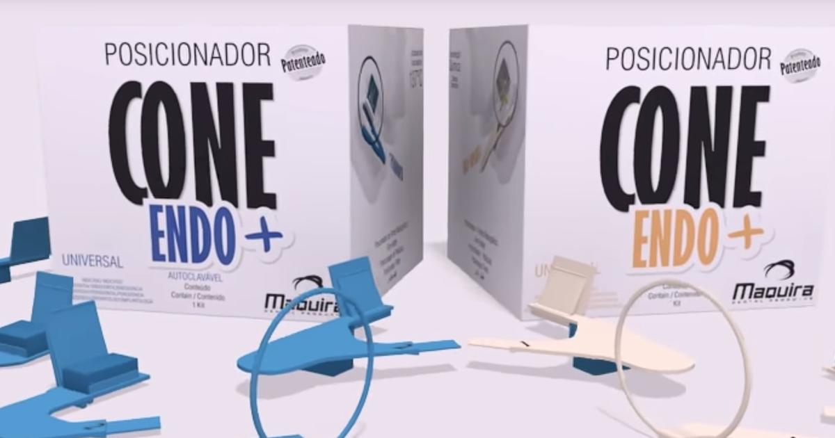 Conheça as vantagens do posicionador de filme Cone Endo + da Maquira