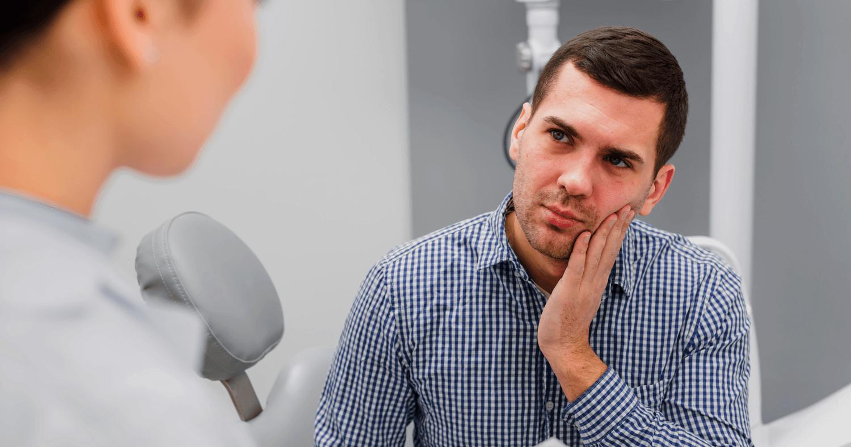 Impactos do estresse na cavidade oral