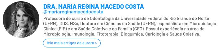 Profa. Dra. Maria Regina