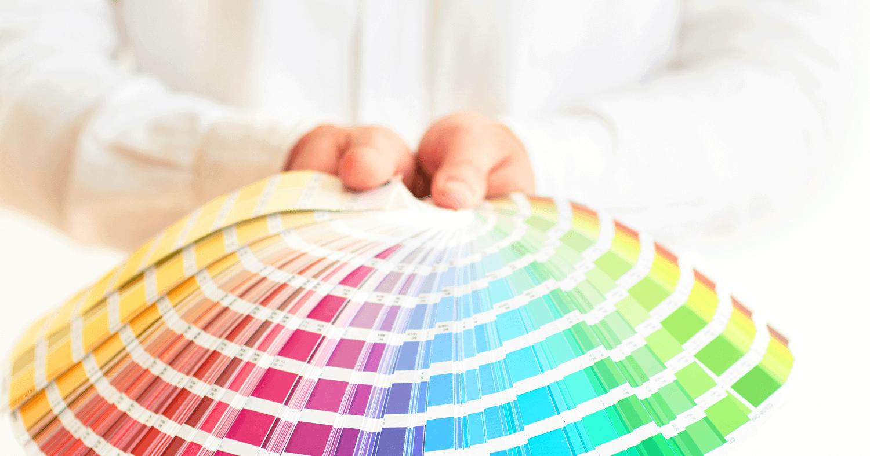 A importância das cores na vida pessoal e profissional