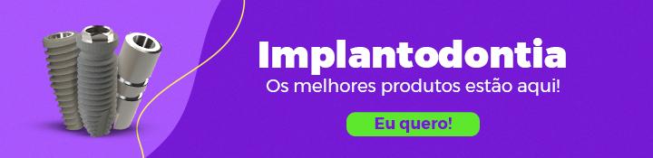 Produtos de implantodontia
