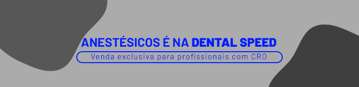 Anestésicos é na Dental Speed