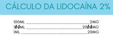 Lidocaína