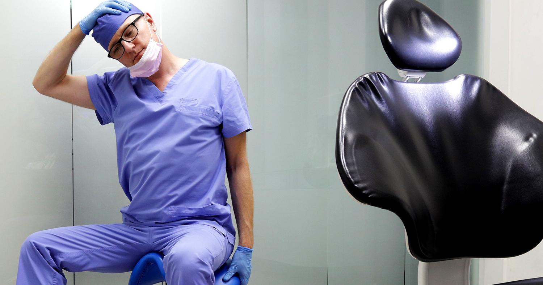 Ergonomia na Odontologia: saiba como prevenir doenças ocupacionais.
